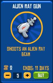 Alien Ray Gun pic