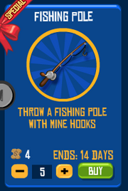 Fishingpole