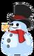 Snowman-Gun
