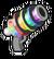 Rainbow Ray Gun icon