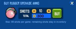Rubber Grenade