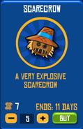 Scarecrow wild ones