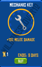 Mechanic Key