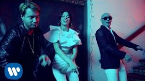 Pitbull & J Balvin - Hey Ma ft Camila Cabello (Spanish Version The Fate of the Furious The Album)-0