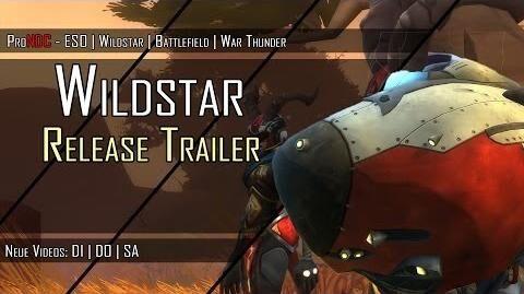 Wildstar Release Trailer Erscheinungsdatum 03.06