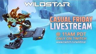 WildStar Hoverboard zPrix Invitational! - September 11, 2015