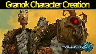 WildStar - Character Creation Granok Male and Female