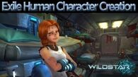 WildStar - Character Creation Exile Human Male and Female