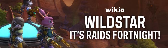 Wildstar Raids BlogHeader