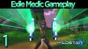 WildStar - Exiles Medic Gameplay (Livestream)