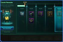 Cosmic rewards blog icon