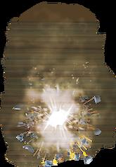 Bomb-explosion