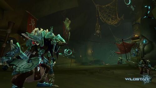 Wildstar stormtalon lair HD 32