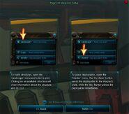 Warplot setup page2