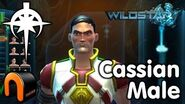 WildStar - Dominion - Cassian Male, Character Creation