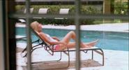 Marie Sunbathing