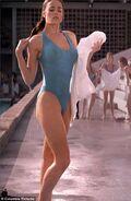 Kelly Blue Bikini 3