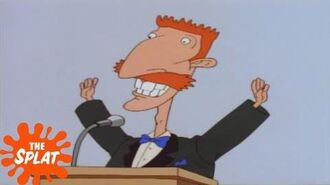 Nigel Thornberry Is Smashing The Wild Thornberrys The Splat