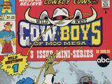 Wild West C.O.W.-Boys of Moo Mesa Vol 1 1