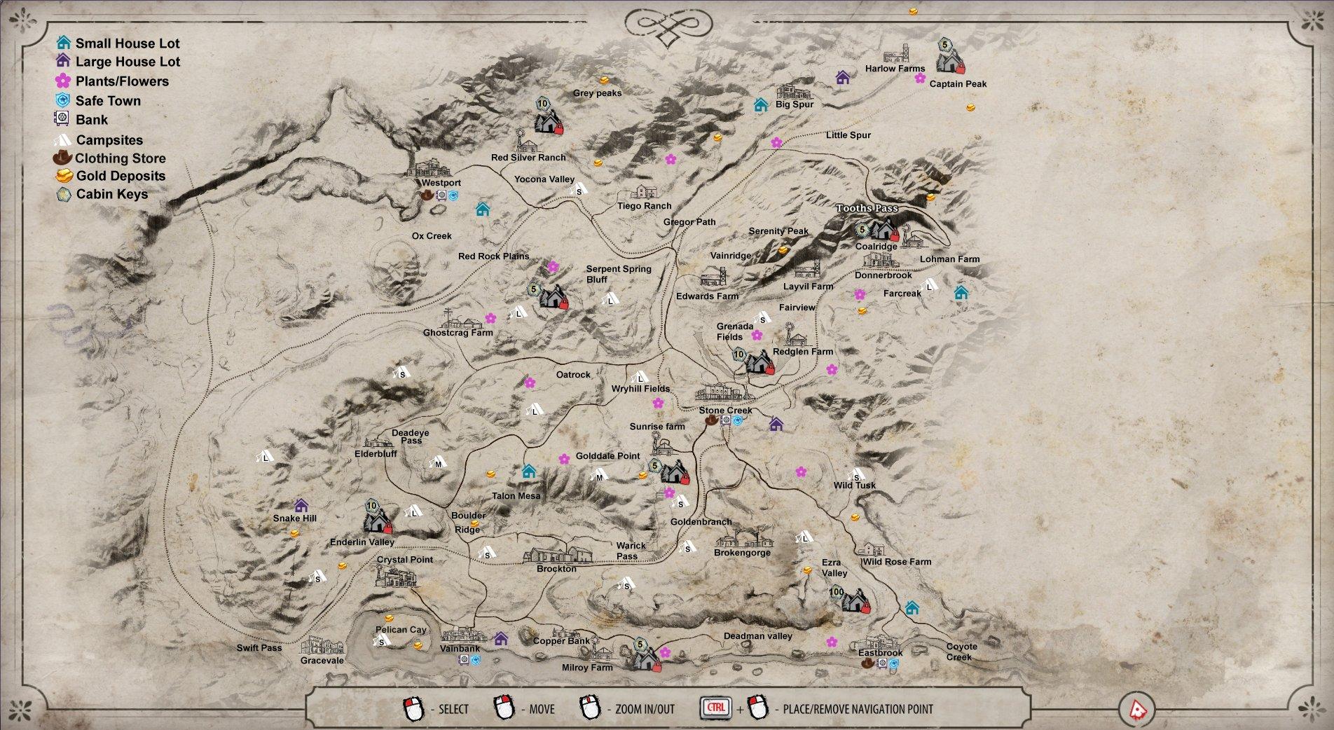 Map Wild West Online Wiki FANDOM Powered By Wikia - Navigation map online