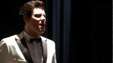 Man In The Mirror Glee Cast Version Music Video HD
