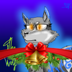 Tis, the season to be wolfy ;)