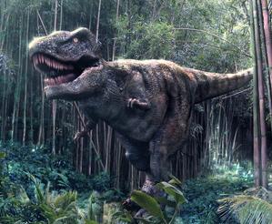 Dinosaur-in-park1
