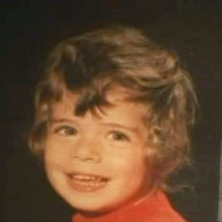 A young Grace. Debra Messing's actual childhood photos were used in the show.