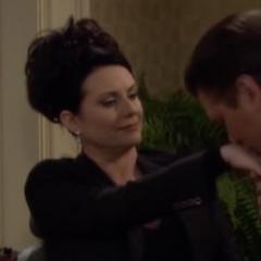 Malcolm introducing himself to Karen