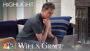 Will Tells McCoy He Wants a Baby - Will & Grace (Episode Highlight)
