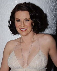 Megan mullally naked
