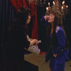 Karen meets Rosario.