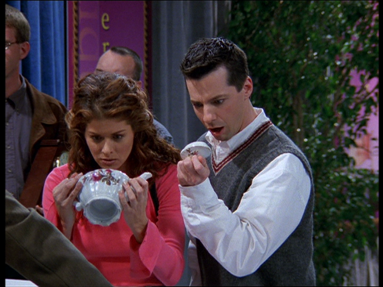 Tea and a Total Lack of Sympathy | Will and Grace Wiki | FANDOM