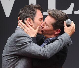 Eric sean kiss