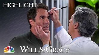 Will Uncovers Jack's Dirty Little Secret - Will & Grace