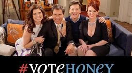 "***OMG!*** NEW ""Will & Grace"" scene about 2016 Election"