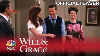 WILL & GRACE Official Teaser