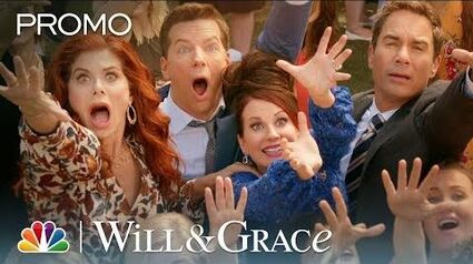 Will & Grace - Season 10 - Who's Getting Married This Season? (Promo)