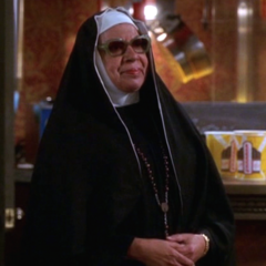 As Mother Abbess