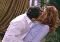 Will grace kiss