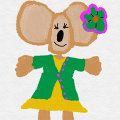 The concept redesign for Jennifer Koala.
