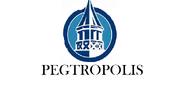 The Pegtropolis Logo
