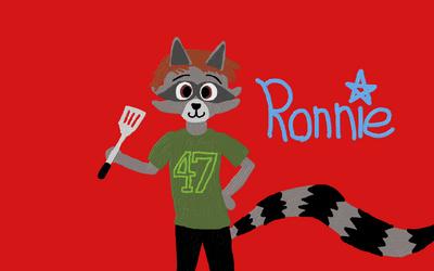 Ronnie Raccoon