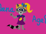 Reena Raccoon