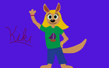 Kiki Kangaroo