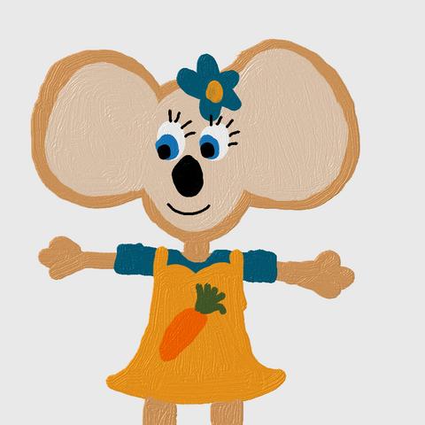 The new design for Jennifer Koala.