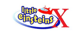The Little Einsteins X Logo