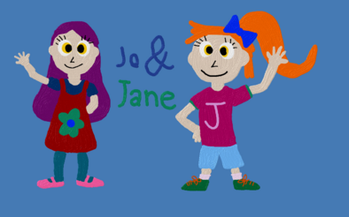 Jo and Jane Rodster (updated)