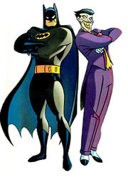 Batman joker tv