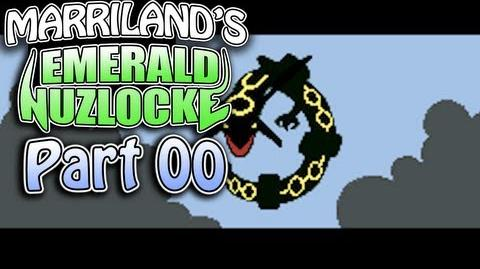 Pokemon Emerald Nuzlocke, Part 00 Ruling the Rules!